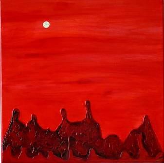 Sous la lune VI