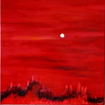 Sous la lune VII
