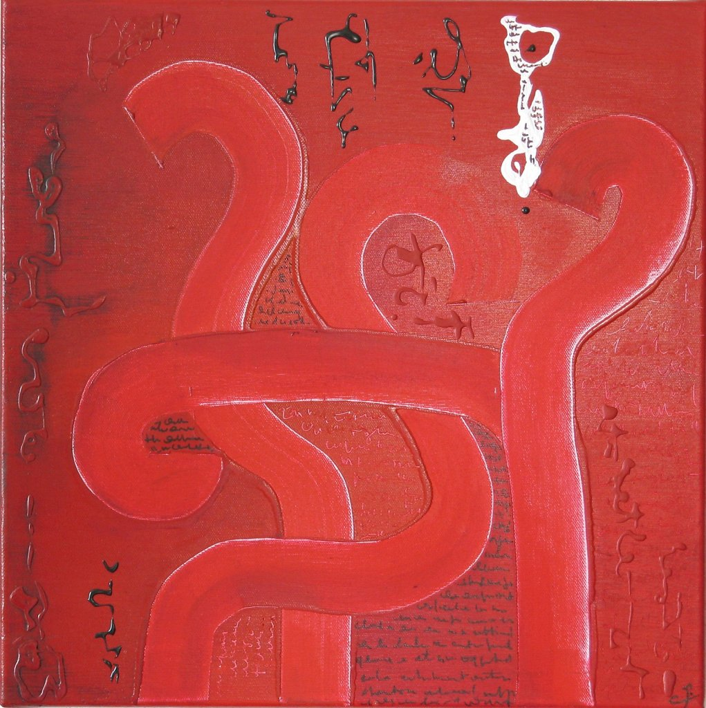 rouge seduction 40x40